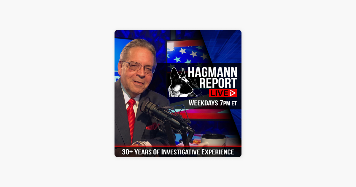 Hagmann Report: Steve Quayle & Mike Adams -When US Evicts God, It Becomes A Nation In Peril - FULL SHOW - 9/10/2020 on Apple Podcasts